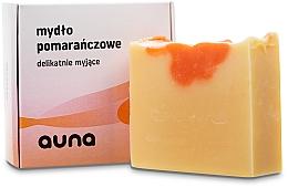 """Духи, Парфюмерия, косметика Мыло """"Апельсиновое"""" - Auna Orange Soap"""
