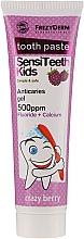 Духи, Парфюмерия, косметика Зубная паста - Frezyderm SensiTeeth Kids Tooth Paste 500ppm
