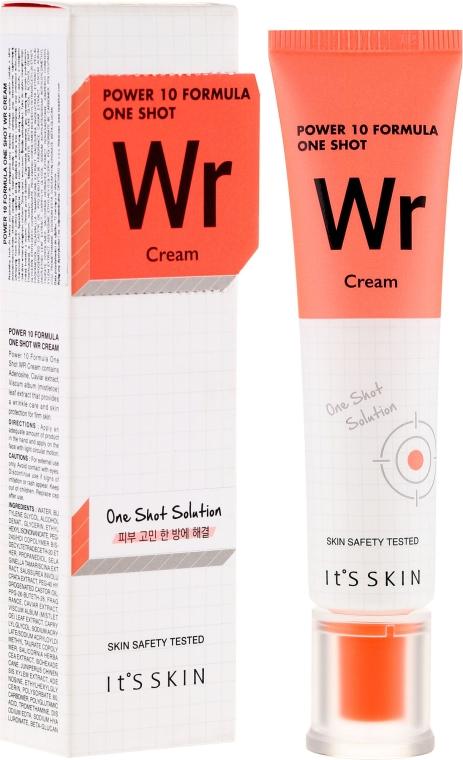 Крем для лица антивозрастной - It's Skin Power 10 Formula One Shot WR Cream — фото N1