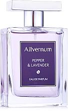 Духи, Парфюмерия, косметика Allvernum Pepper & Lavender - Парфюмированная вода