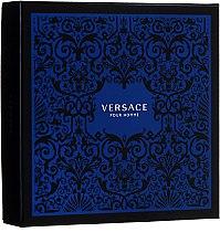 Духи, Парфюмерия, косметика Versace Pour Homme - Набор (edt/100ml + sh/gel/150ml)