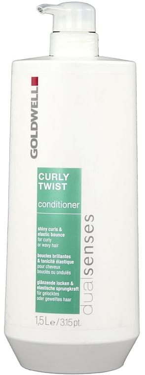 Кондиционер для вьющихся волос - Goldwell DualSenses Curly Twist Conditioner — фото N1