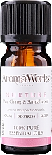 Духи, Парфюмерия, косметика Смесь эфирных масел - AromaWorks Nurture Essential Oil