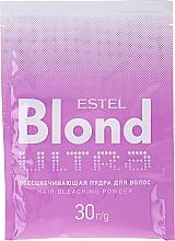 Духи, Парфюмерия, косметика Осветляющая пудра - Estel Professional Only Ultra Blond