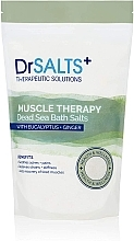 Духи, Парфюмерия, косметика Соль для ванны - Dr Salts+ Therapeutic Solutions Muscle Therapy Dead Sea Bath Salts