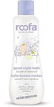 Духи, Парфюмерия, косметика Вечернее средство для ванны - Roofa Good Night Bath Gel