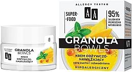 Духи, Парфюмерия, косметика Питательный и увлажняющий крем - AA Granola Bowls