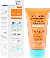 Духи, Парфюмерия, косметика Крем для загара - Collistar Active Protection Sun Cream SPF30 150ml
