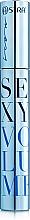 Духи, Парфюмерия, косметика Тушь для ресниц с эффектом обьема, водостойкая - Astra Make-up Sexy Volume Waterproof Mascara