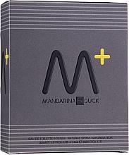 Mandarina Duck M+ - Набор (edt/30ml + edt/10ml) — фото N1