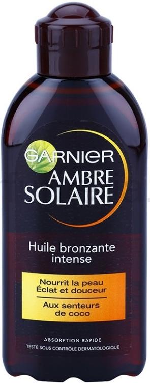 Масло для загара - Garnier Ambre Solaire SPF 2 — фото N1