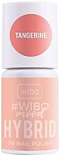 Духи, Парфюмерия, косметика Гибридный лак для ногтей - Wibo Mood Hybrid UV Nail Polish