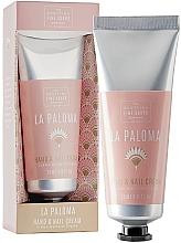 Духи, Парфюмерия, косметика Крем для рук и ногтей - Scottish Fine Soap La Paloma Hand & Nail Cream
