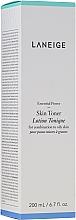Духи, Парфюмерия, косметика Тонер для комбинированной и жирной кожи - Laneige Essential Power Skin Toner for Combination to Oily Skin