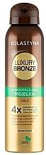 Духи, Парфюмерия, косметика Спрей-автозагар для тела - Kolastyna Luxury Bronze