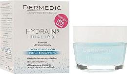 Духи, Парфюмерия, косметика Крем-гель для лица сильно увлажняющий - Dermedic Hydrain3 Hialuro