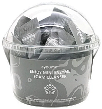 Духи, Парфюмерия, косметика Энзимная пенка для умывания - Ayoume Enjoy Mini Enzyme Foam Cleanser