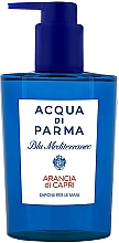 Духи, Парфюмерия, косметика Acqua di Parma Blu Mediterraneo-Arancia di Capri - Мыло для рук