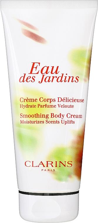 Clarins Eau des Jardins - Крем для тела  — фото N1