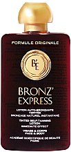 Духи, Парфюмерия, косметика Лосьон-автозагар для лица и тела - Academie Bronz'Express Lotion