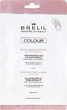 Духи, Парфюмерия, косметика Экспресс-маска для окрашенных волос - Brelil Bio Treatment Colour Biothermic Mask Tissue