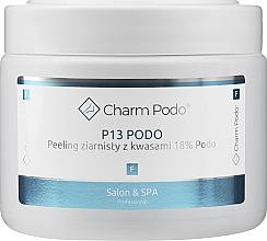 Духи, Парфюмерия, косметика Гранулированный пилинг с кислотами 18% для кожи стоп - Charmine Rose Charm Podo P13