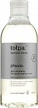 Духи, Парфюмерия, косметика Мицеллярная жидкость для лица - Tolpa Dermo Physio Face Micellar Liquid