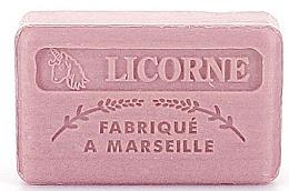 "Духи, Парфюмерия, косметика Марсельское мыло ""Единорог"" - Foufour Savonnette Marseillaise Licorne"
