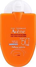 Духи, Парфюмерия, косметика Солнцезащитный крем - Avene Solaires Cream Reflexe SPF 50+