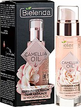 Духи, Парфюмерия, косметика Омолаживающая сыворотка для лица - Bielenda Camellia Oil Luxurious Rejuvenating Serum