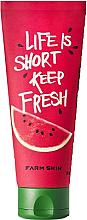 "Духи, Парфюмерия, косметика Крем для лица ""Арбуз"" - Superfood Fresh Food For Skin Moisturizing Watermelon Aqua Facial Gel Cream"