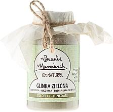Духи, Парфюмерия, косметика Марокканская зеленая глина - Beaute Marrakech Green Clay