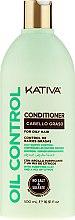 Духи, Парфюмерия, косметика Кондиционер для жирных волос - Kativa Oil Control Conditioner