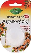 Духи, Парфюмерия, косметика Бальзам для губ с аргановым маслом - Bione Cosmetics Argan Oil Vitamin E Lip Balm