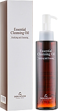 Духи, Парфюмерия, косметика Гидрофильное масло для снятия макияжа - The Skin House Essential Cleansing Oil