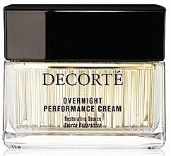 Духи, Парфюмерия, косметика Ночной крем для лица - Cosme Decorte Vi-Fusion Overnight Performance Cream
