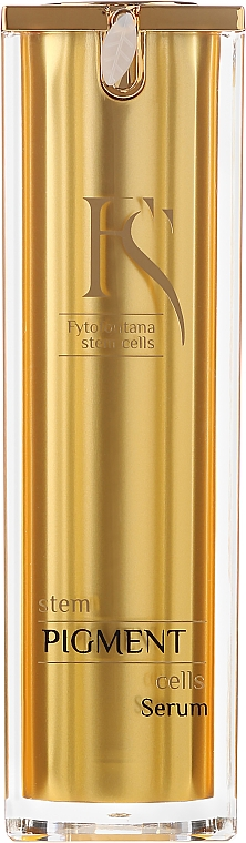 Сыворотка для лица против пигментных пятен - Fytofontana Stem Cells Pigment Brightening Serum — фото N2