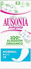 Духи, Парфюмерия, косметика Ежедневные прокладки, 28 шт - Ausonia Cotton Protection Normal