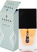 Духи, Парфюмерия, косметика Абрикосовое масло для кутикулы - Fedua Apricot Oil