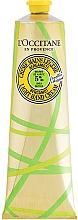 Духи, Парфюмерия, косметика Крем для рук с маслом ши и бергамотом - L'Occitane Shea Butter Bergamot Light Hand Cream