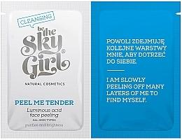 Духи, Парфюмерия, косметика Пилинг для лица - Be The Sky Girl Super Star Peel Me Tender