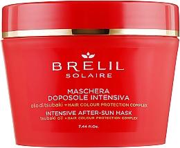 Духи, Парфюмерия, косметика Маска для волос после пребывания на солнце - Brelil Solaire Intensive After-Sun Musk