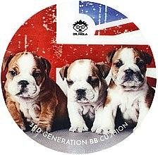 Духи, Парфюмерия, косметика ВВ-кушон - Dr. Mola 3rd Generation BB Cushion Dogs