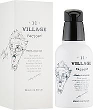 Духи, Парфюмерия, косметика Сыворотка для лица - Village 11 Factory Moisture Serum