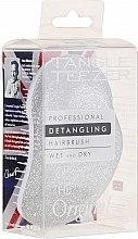 Духи, Парфюмерия, косметика Расческа для волос, серебро с блестками - Tangle Teezer Detangling The Original Silver Sparkle