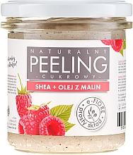 Духи, Парфюмерия, косметика Пилинг для тела малиновый - E-Fiore Raspberry Body Peeling