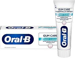 Духи, Парфюмерия, косметика Зубная паста - Oral-B Gum Care Deep Clean