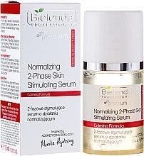 Духи, Парфюмерия, косметика Двухфазная стимулирующая сыворотка с нормализующим эффектом - Bielenda Professional Individual Beauty Therapy Normalizing 2-Phase Skin Stimulating Serum
