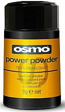 Духи, Парфюмерия, косметика Порошок для объема волос - Osmo Power Powder Texturising Dust