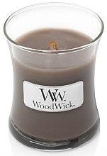 Духи, Парфюмерия, косметика Ароматическая свеча в стакане - WoodWick Hourglass Candle Sand & Driftwood